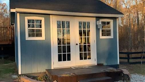 Село для однієї сім'ї: у США родина зробила для кожної дитини окрему хатинку