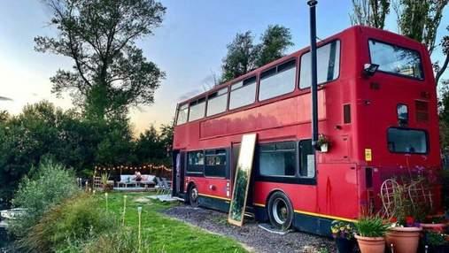 Без кредитов и ипотеки: из лондонского автобуса сделали квартиру мечты – фото