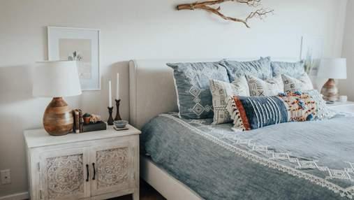 Невероятный уют: 5 спален в стиле бохо – фото