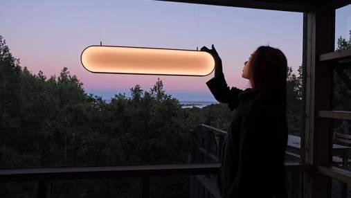 Солнечная энергия для всех: дизайнер создал оригинальную лампу – фото