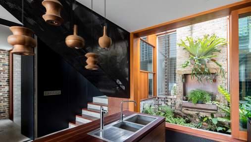 Будинок з чорними стінами: фото неймовірно стильного помешкання в Австралії