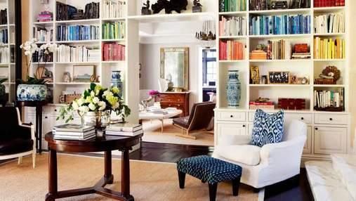 Гойдалки й безліч книг: 5 кімнат для відпочинку, що стали популярними в інстаграмі