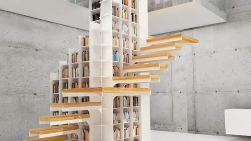 10 интересных идей для дизайна лестницы: фотопримеры
