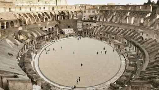 Римский Колизей оборудуют инновационной ареной: амбициозный проект