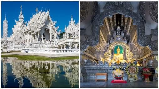 5 невероятно красивых и впечатляющих храмов Таиланда