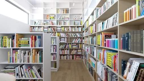 Бібліотека для дітей у Львові зачаровує яскравим інтер'єром: фото