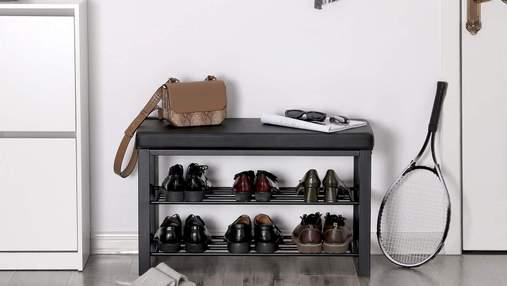 На что обратить внимание, выбирая тумбу для обуви: советы дизайнеров