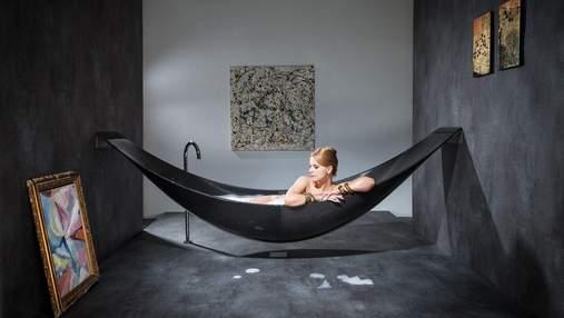 Сплеск і невагомість: 8 незвичайних дизайнерських ванн