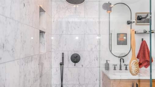 Яку плитку вибрати для ванної кімнати: 12 довговічних варіантів