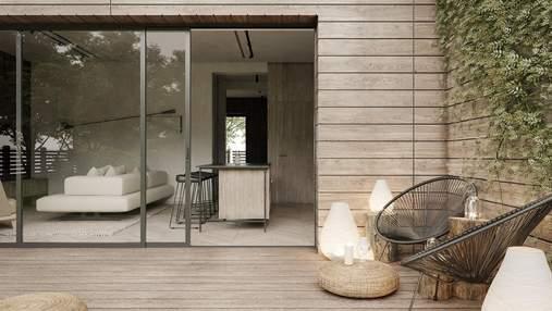 Як небанально облаштувати стильний балкон: фотоідеї