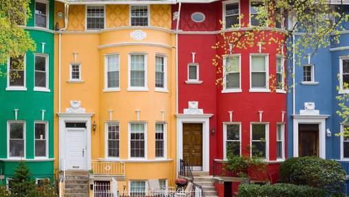 20 яскравих будинків з усього світу: фото, які змусять замислитися про фарбування фасаду