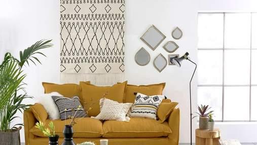 Настенный текстиль снова в трендах: в каких интерьерах это уместно