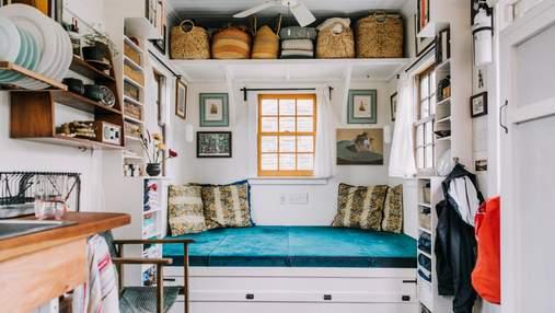 10 умных решений для комфортной жизни в крошечных квартирах: фото