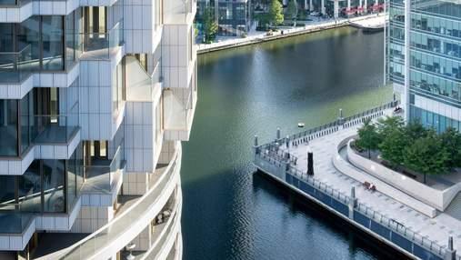 Изящный гигант: в Лондоне появится новый яркий небоскреб