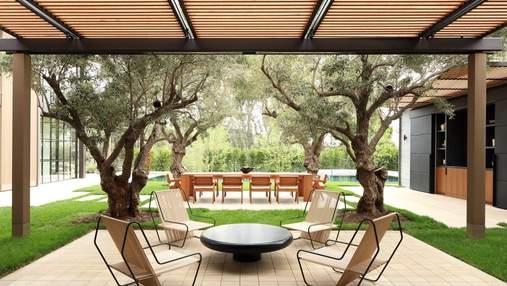 Секреты красивого патио: как обустроить стильный внутренний дворик
