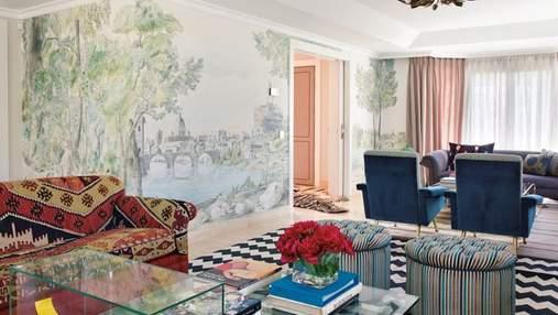 Динамика и изящество: почему стоит превратить стены своего дома в произведение искусства