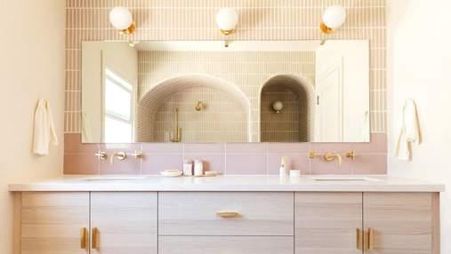 5 ідей, які ви повинні запозичити із цієї розкішної ванної кімнати