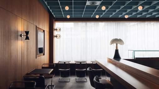 Слияние эпох и культур: дизайнеры превратили почтовое лондонское отделение в суши-ресторан