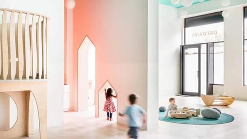 Дом вне дома: как выглядит современный детский сад в Бруклине