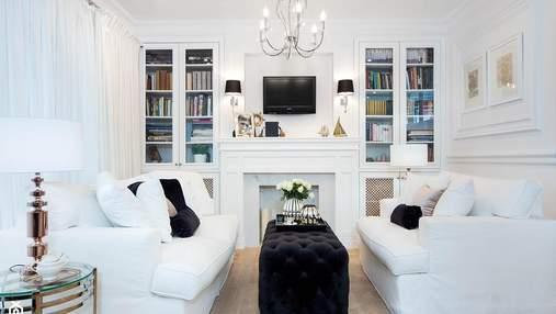 Білосніжна естетика: як правильно декорувати білу кімнату