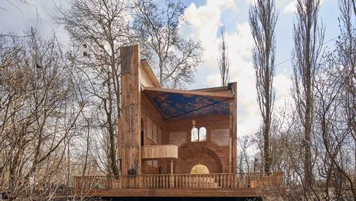 Dezeen Awards 2021: символічна синагога Бабиного Яру в Києві претендує на престижну премію