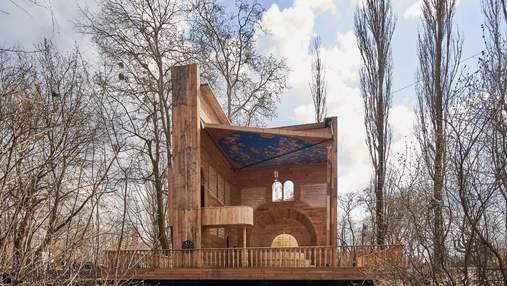 Dezeen Awards 2021: символическая синагога Бабьего Яра в Киеве претендует на престижную премию