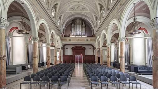 Украинское архитектурное бюро превратило калифорнийскую церковь в современный культурный центр
