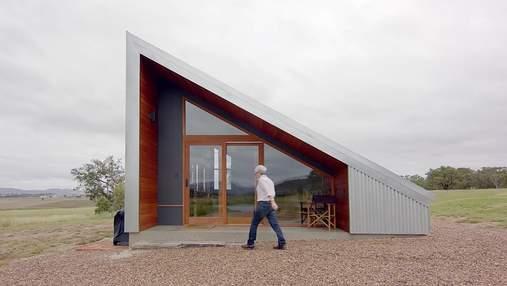 40 квадратов, используемых на максимум: как выглядит крошечный дом из переработанных материалов