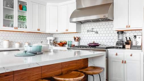 Правильний вибір: які матеріали не варто використовувати на кухні