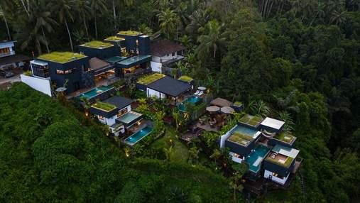 Насолода тропіками: на Балі побудували готель, в якому захочеться залишитись назавжди