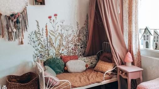 Простір принцеси: креативні ідеї як облаштувати кімнату для дівчинки