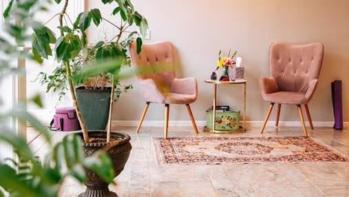 Бохо-стиль в интерьере гостиной, кухни и спальни: дизайнерские идеи для вдохновения
