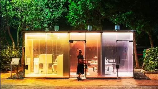 Столица общественного туалета: как в Токио по проблеме создали архитектурные изюминки