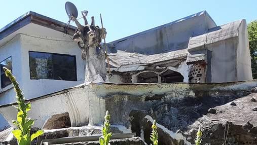 Американець збудував будинок зі сміття, витративши на це 40 років