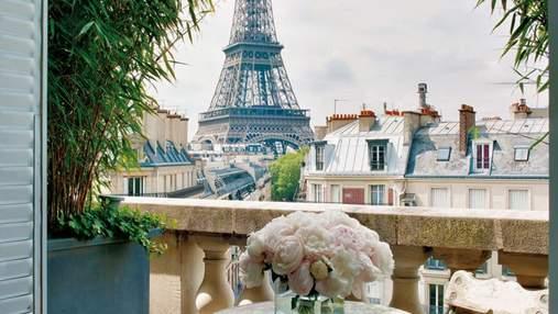Апартаменты с видом на Эйфелевую башню: как выглядит квартира настоящего парижанина