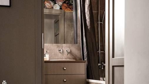 Маленькая ванная комната: как все правильно разместить