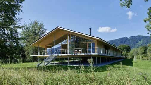 Вода за окном: как выглядит дом мечты у озера