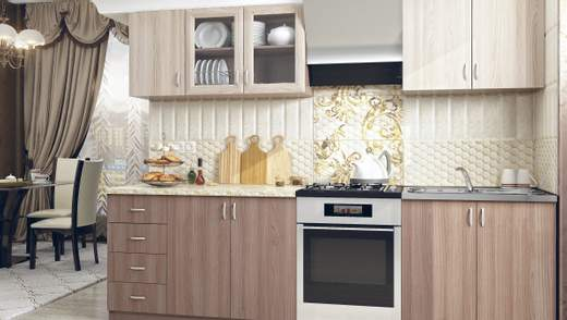 Дизайн кухни 2020 – стильные сочетания цветов и материалов: фото