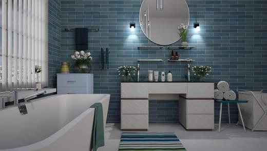 Освітлення ванної кімнати – чому це важливо та які існують варіанти: фото