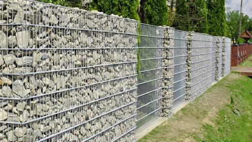 Елементи декору з металевої сітки: стильні ідеї для дому – фото